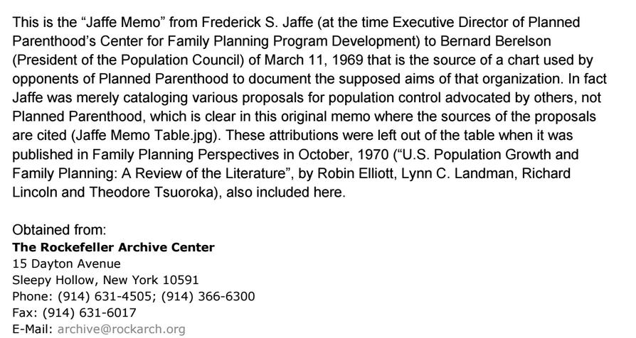 jaffe memo note - cropped