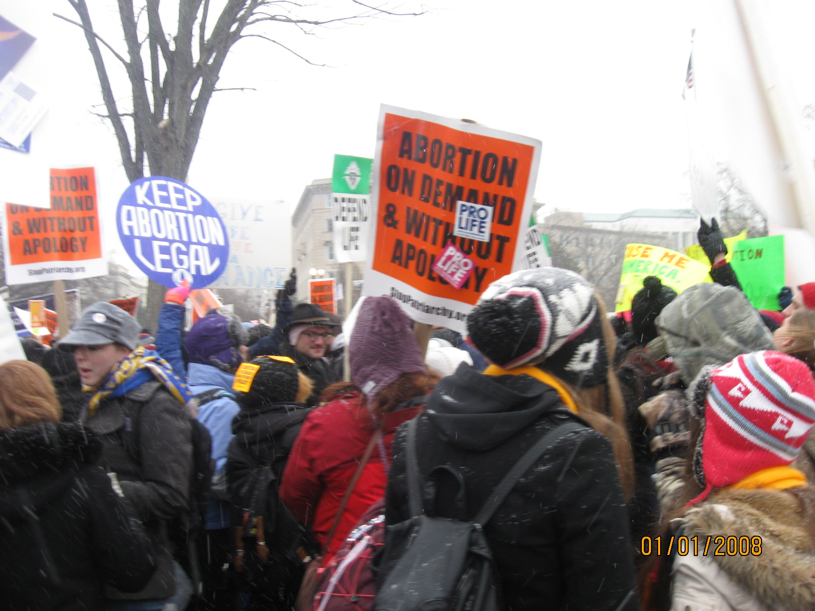 half-million-pro-lifers-meet-20-pro-abortionists